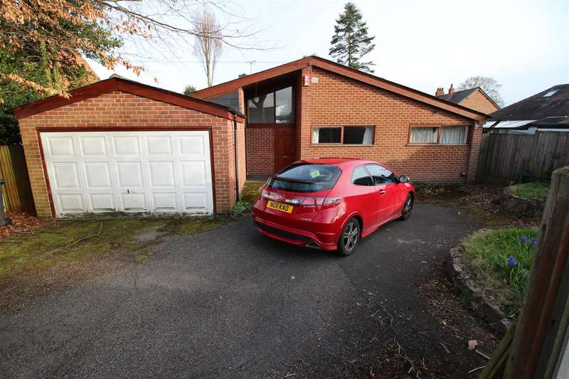 3 Bedrooms Bungalow for sale in Clifford Avenue, Beeston