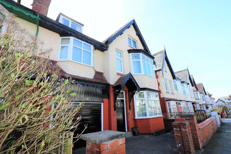 6 Bedrooms Semi Detached House for sale in Langdale Road, Wallasey, CH45 0LS