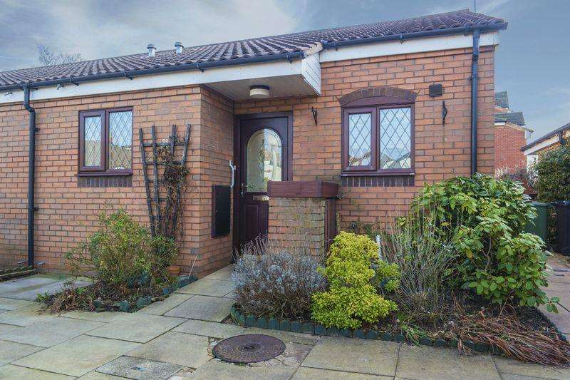 2 Bedrooms Bungalow for sale in Mellor Park, Sheridan Close, Walsall