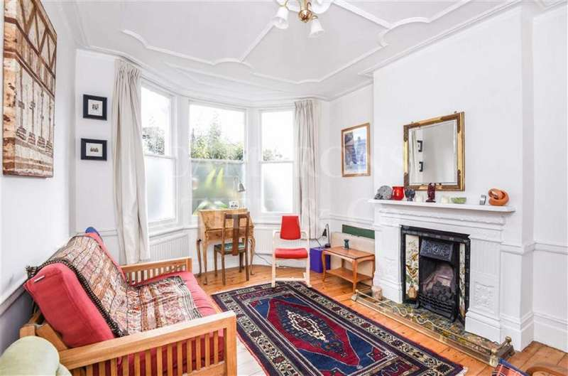 2 Bedrooms Apartment Flat for sale in Buxton Road, Willesden Green, London, NW2