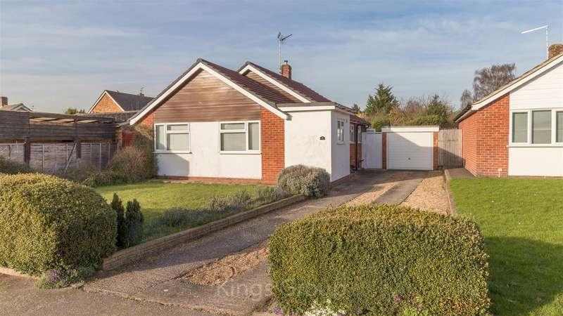 2 Bedrooms Detached Bungalow for sale in Wilton Crescent, Hertford