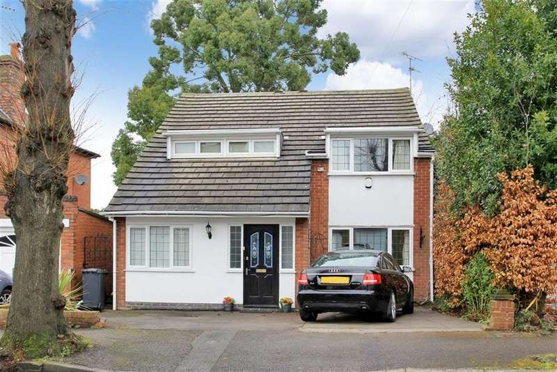 4 Bedrooms Detached House for sale in Linden Drive, Evington, Leicester