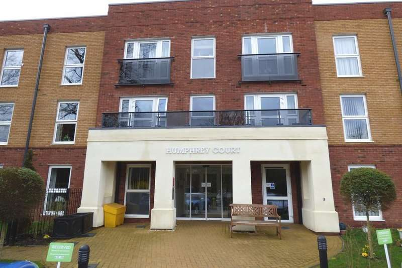 1 Bedroom Apartment Flat for sale in Humphrey Court, The Oval, Stafford