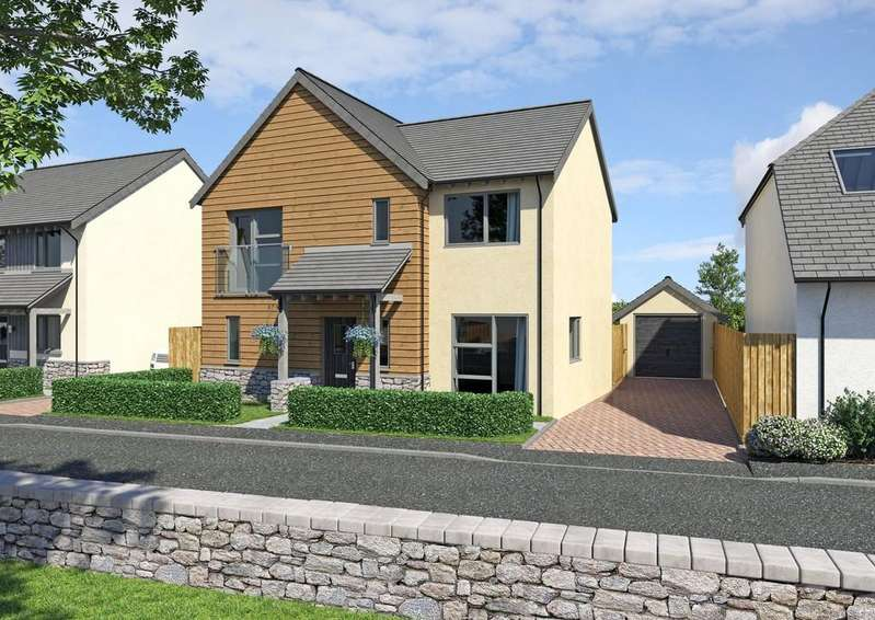4 Bedrooms Detached House for sale in The Westcombe, Yarners Mill