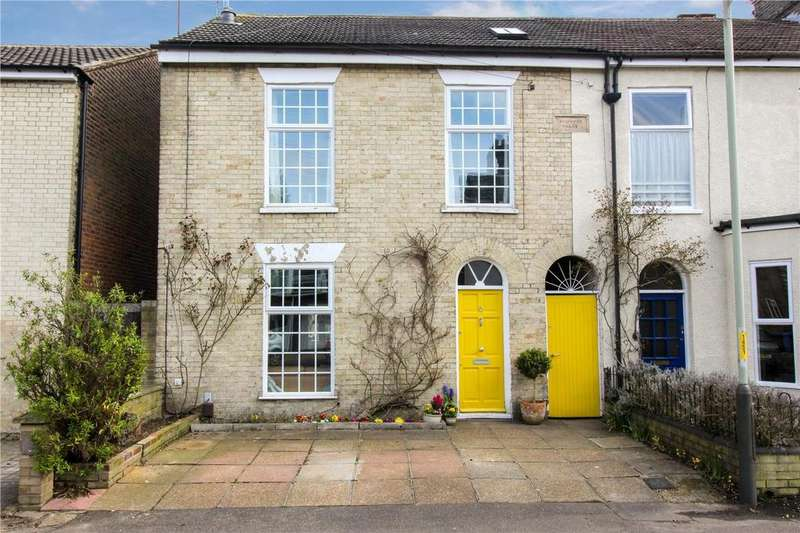 5 Bedrooms End Of Terrace House for sale in Havelock Road, Norwich, NR2