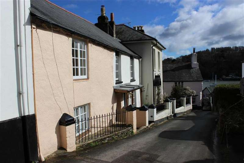 2 Bedrooms Semi Detached House for sale in Manor Street, Dittisham, Dartmouth, Devon, TQ6