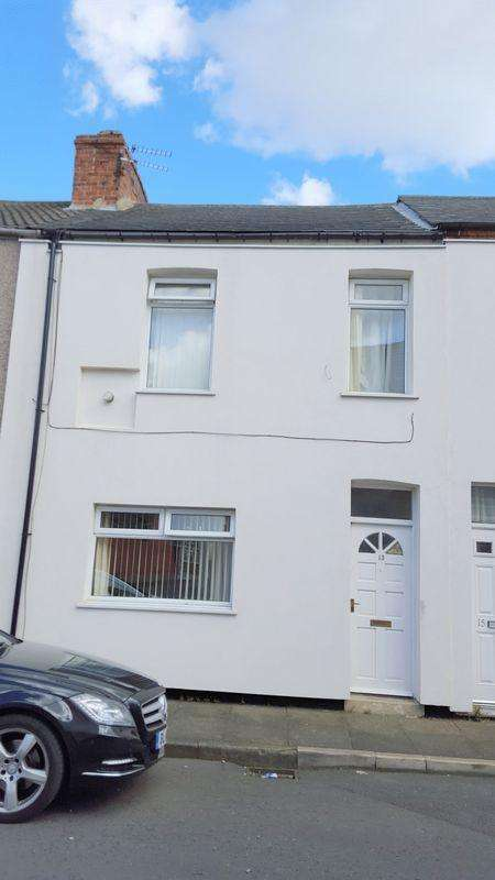 2 Bedrooms Terraced House for sale in Easton Street, Stockton-On-Tees