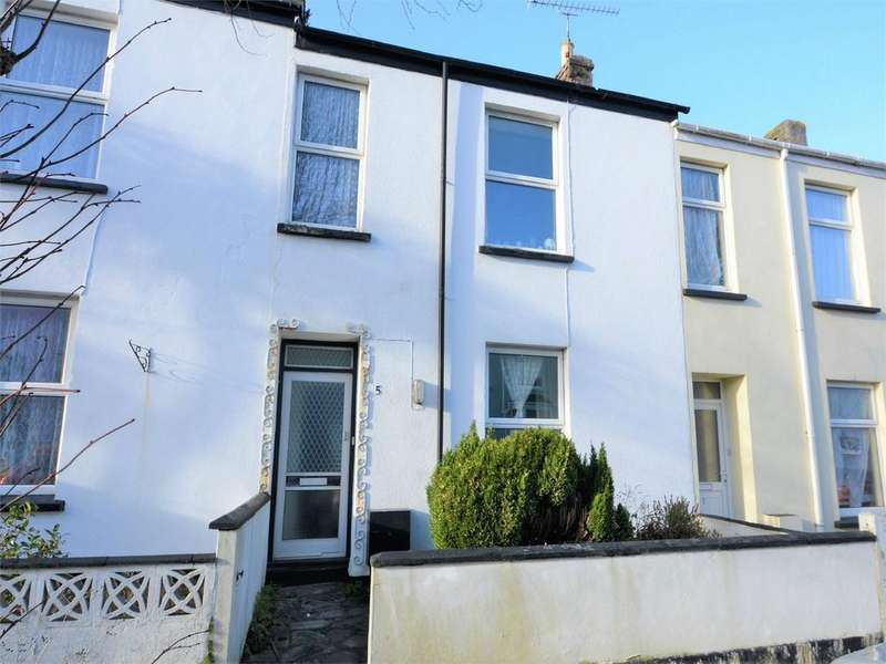 3 Bedrooms Terraced House for sale in Falmouth, Cornwall