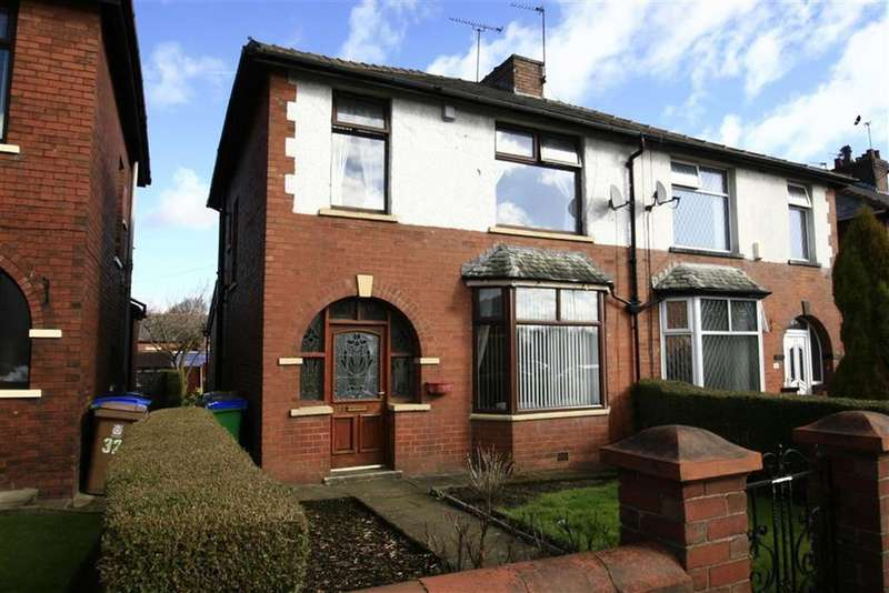 3 Bedrooms Semi Detached House for sale in 30, Edenfield Street, Meanwood, Rochdale, OL12