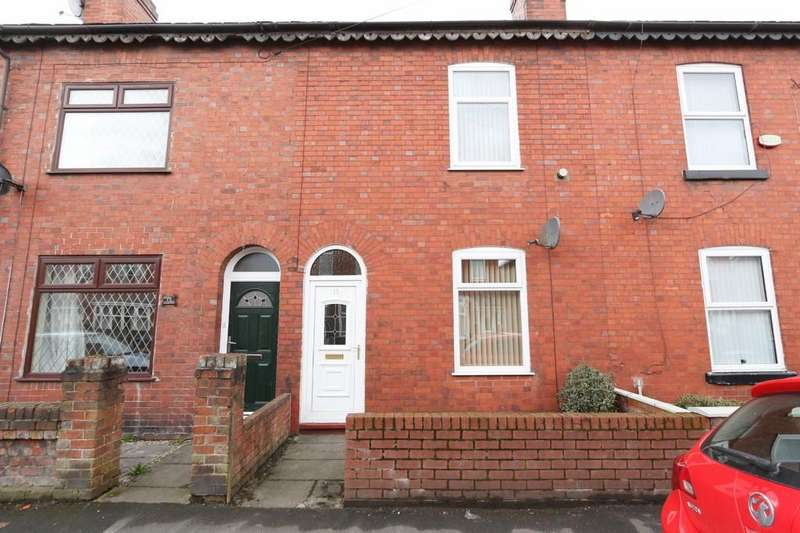 2 Bedrooms Terraced House for sale in 15 Moss Lane, Cadishead