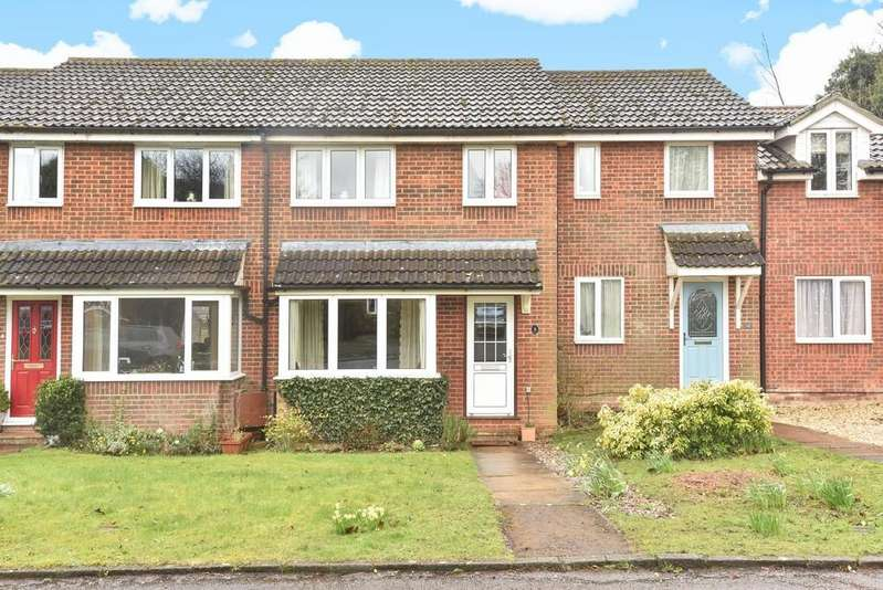 3 Bedrooms Terraced House for sale in Blackthorn Close, South Wonston, Winchester