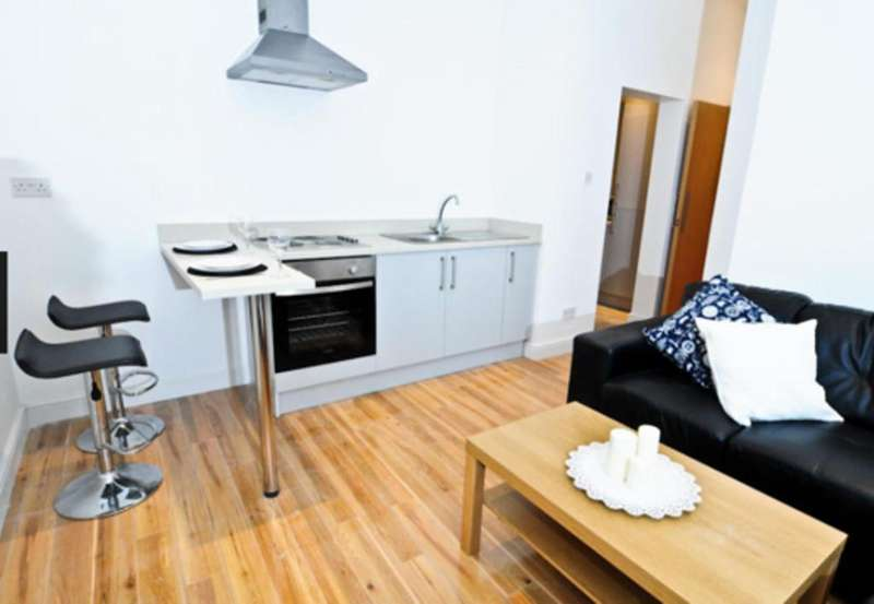 3 Bedrooms Apartment Flat for sale in The Old Lab Works