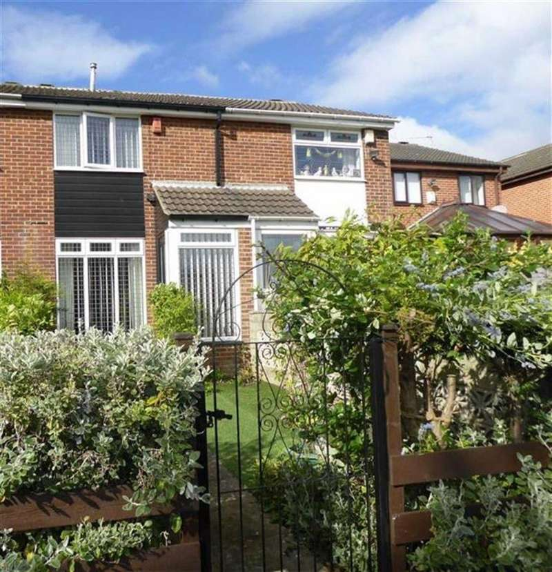 2 Bedrooms Town House for sale in Highfield Garth, Wortley, Leeds, West Yorkshire, LS12