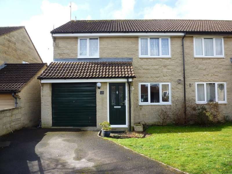 4 Bedrooms Semi Detached House for sale in Westwood, Bradford On Avon