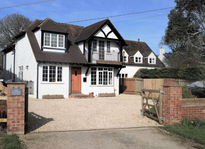 4 Bedrooms Detached House for sale in North End, Henley-on-Thames, RG9