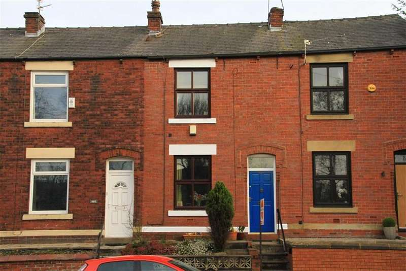 2 Bedrooms Terraced House for sale in 807, Bury Road, Bamford, Rochdale, OL11