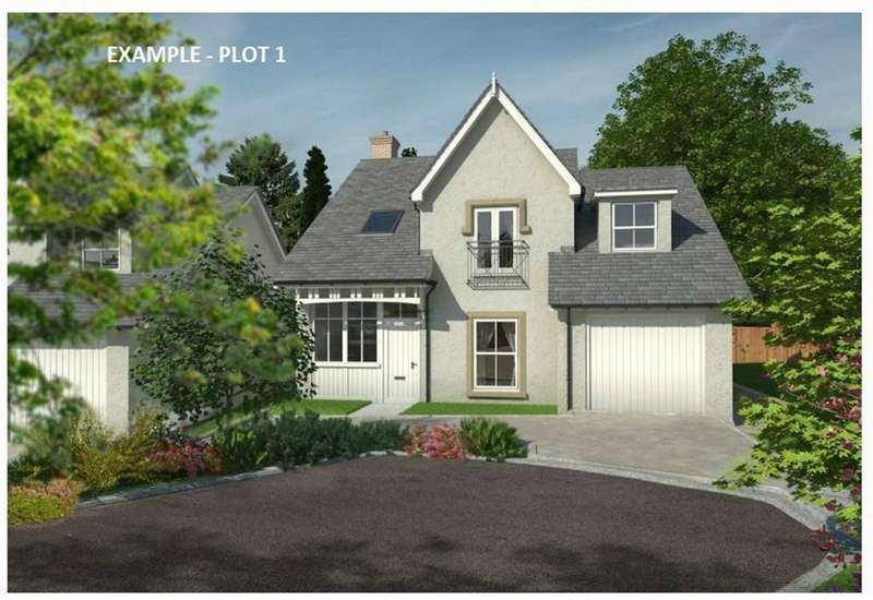 4 Bedrooms Detached House for sale in Kenwyn Gardens, Church Road, Kenwyn, TRURO