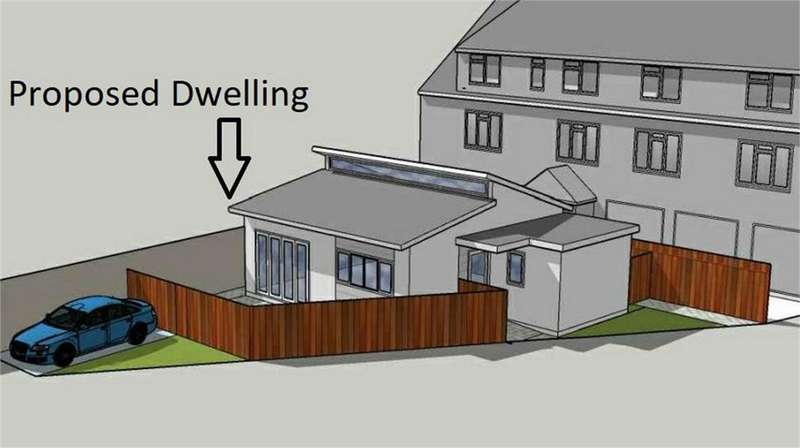 2 Bedrooms Land Commercial for sale in Dracaena View, FALMOUTH, Cornwall
