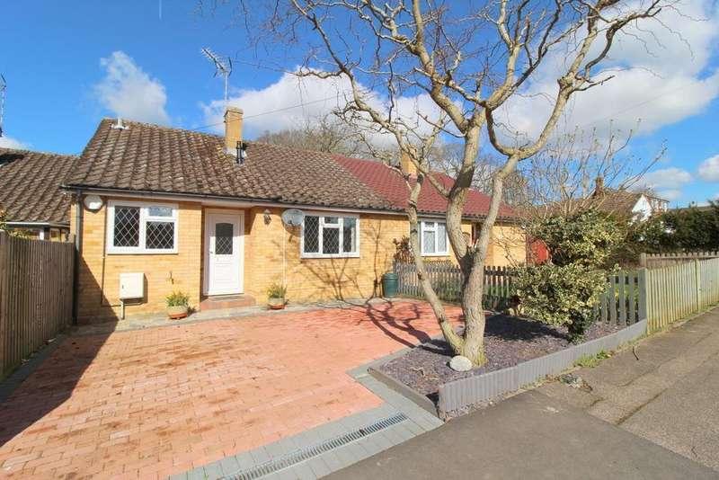 2 Bedrooms Semi Detached Bungalow for sale in Crown Road , Edenbridge TN8