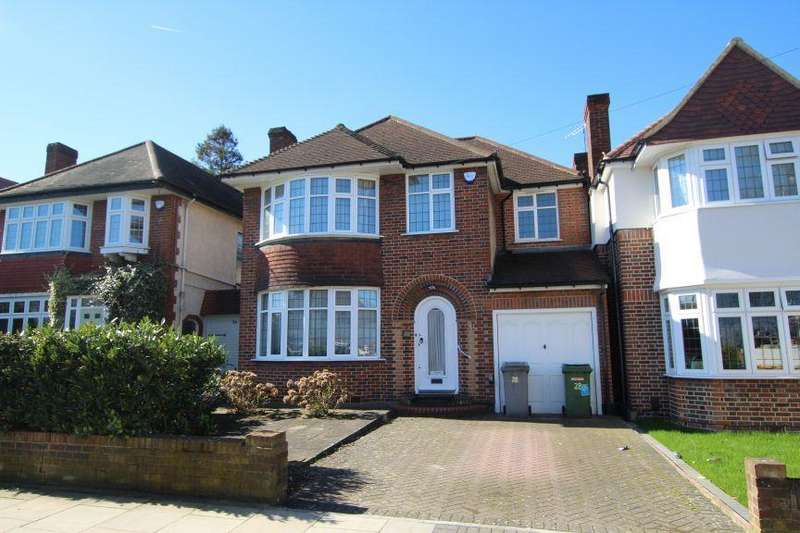 4 Bedrooms Detached House for sale in Donnington Road, Mount Stewart, HA3 0NA