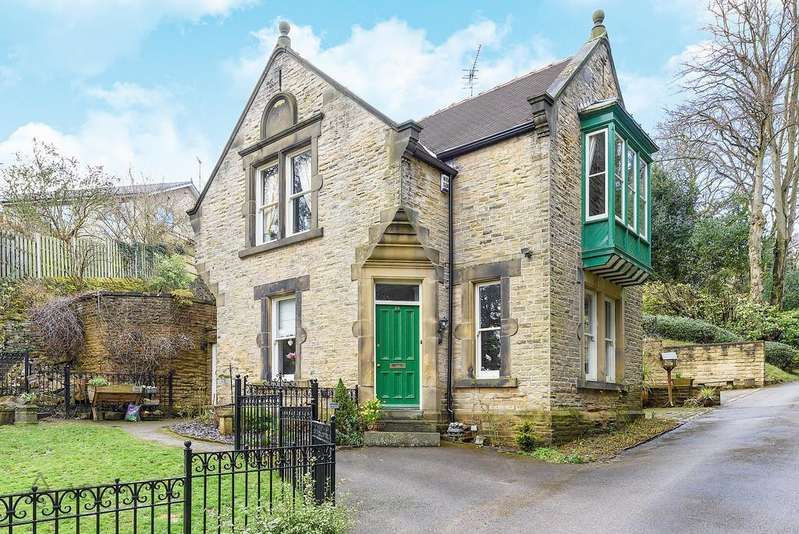 4 Bedrooms Detached House for sale in Snaithing Park Road, Ranmoor, Sheffield