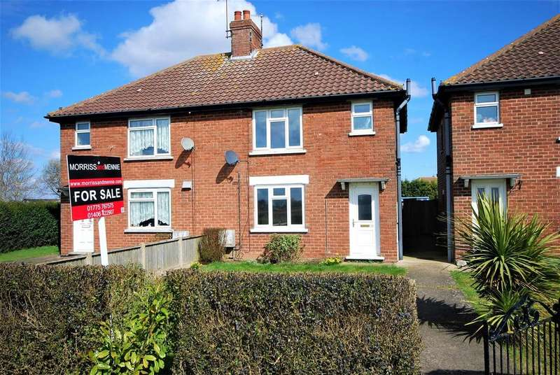 3 Bedrooms Semi Detached House for sale in Main Road, Gedney, Spalding