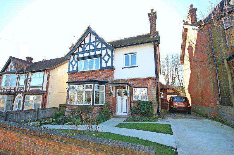 5 Bedrooms Detached House for sale in Lansdowne Road, Luton