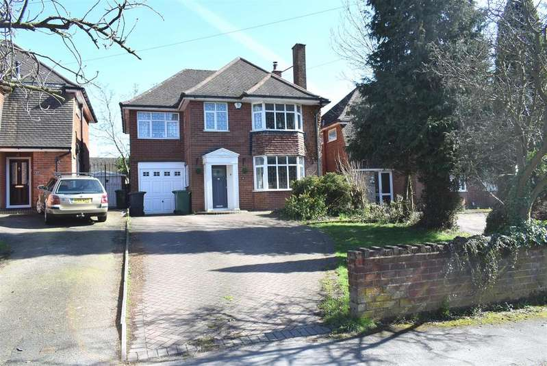 4 Bedrooms Detached House for sale in Coventry Road, Bulkington,