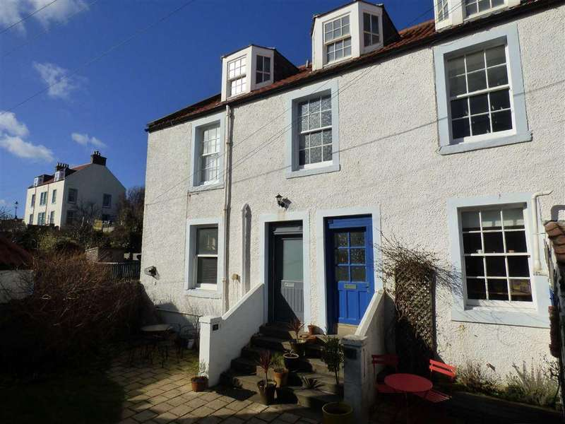 2 Bedrooms Flat for sale in Bruces Wynd, Pittenweem