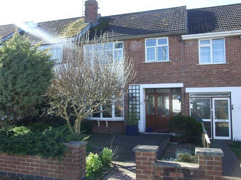 3 Bedrooms Terraced House for sale in Loweswater Road, Coventry