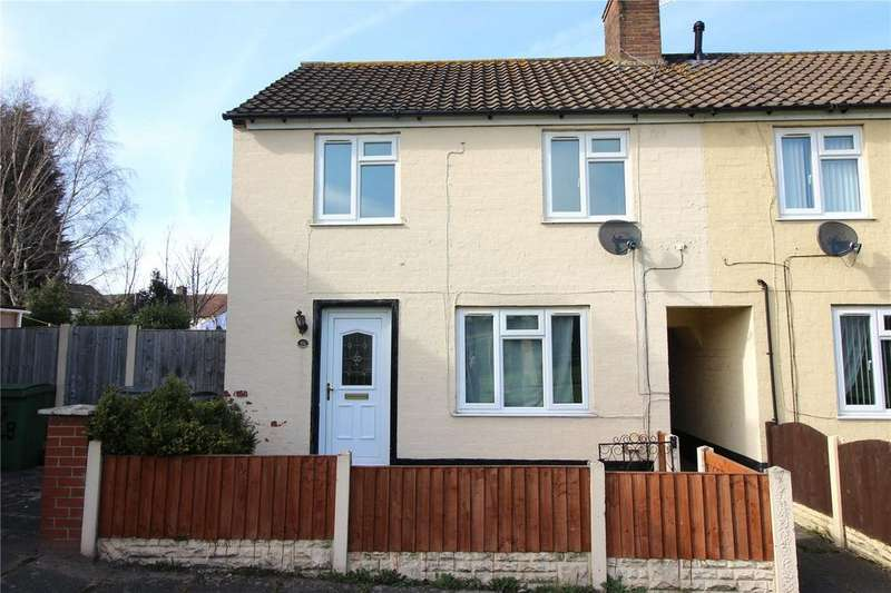 2 Bedrooms End Of Terrace House for sale in Commonfield Road, Wirral, Merseyside, CH49
