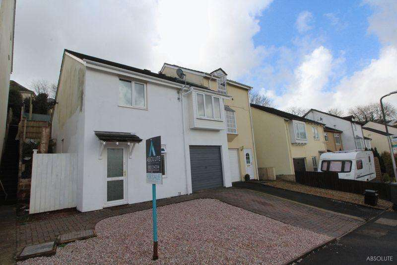 3 Bedrooms Semi Detached House for sale in Exe Hill, Torquay