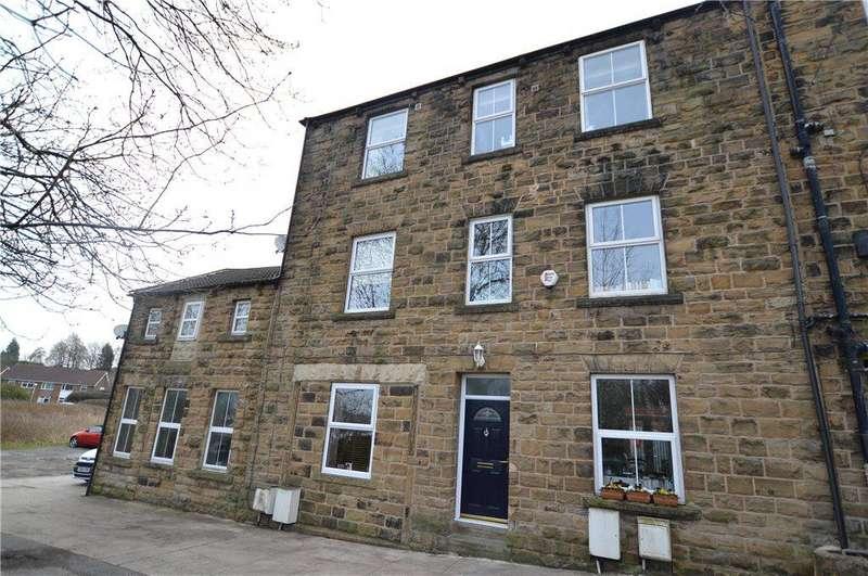 2 Bedrooms Town House for sale in Rosemary Corner, Harrwood Mews, 31A High Street, Morley, Leeds
