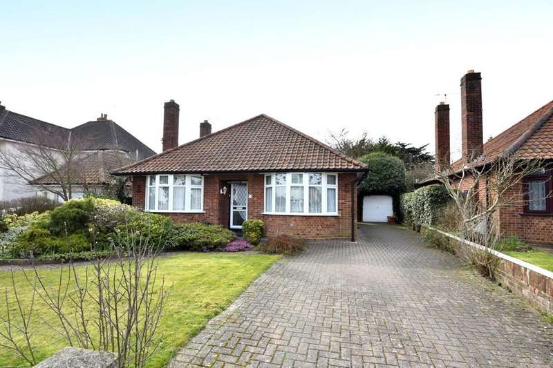 2 Bedrooms Detached Bungalow for sale in Digby Road, Ipswich, IP4 3NL