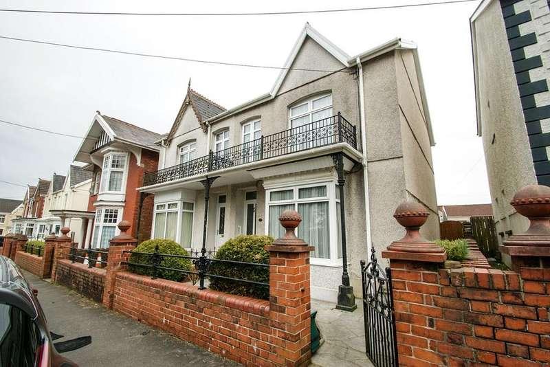 3 Bedrooms Semi Detached House for sale in Argyll Avenue, Gorseinon, Swansea, SA4