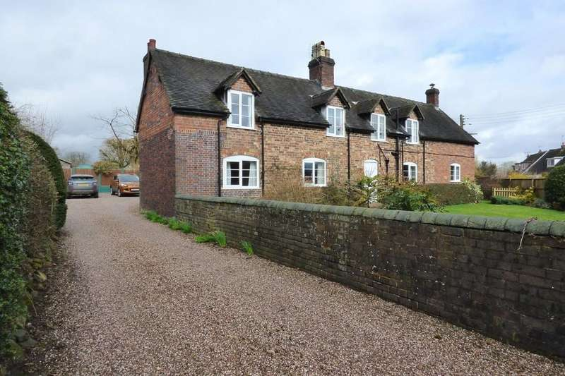 4 Bedrooms Detached House for sale in Yarnfield, Stone