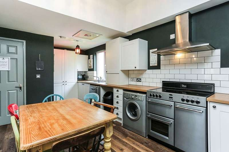 6 Bedrooms Property for rent in Norfolk Park Road, Sheffield, S2