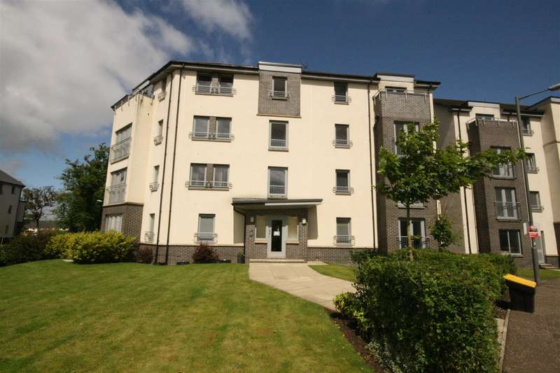 2 Bedrooms Apartment Flat for sale in Crookston Court, Larbert