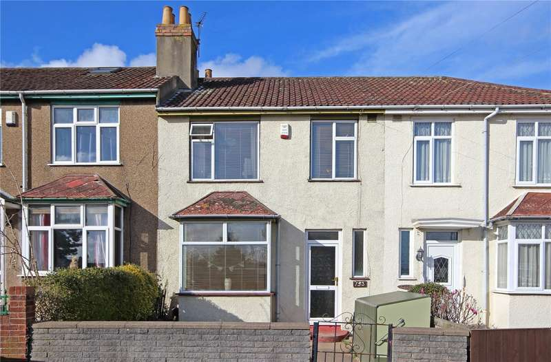 3 Bedrooms Property for sale in Downend Road Horfield Bristol BS7