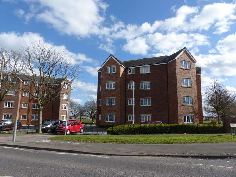 2 Bedrooms Apartment Flat for sale in Edendale Avenue, Blyth, Blyth, Northumberland, NE24 5HS