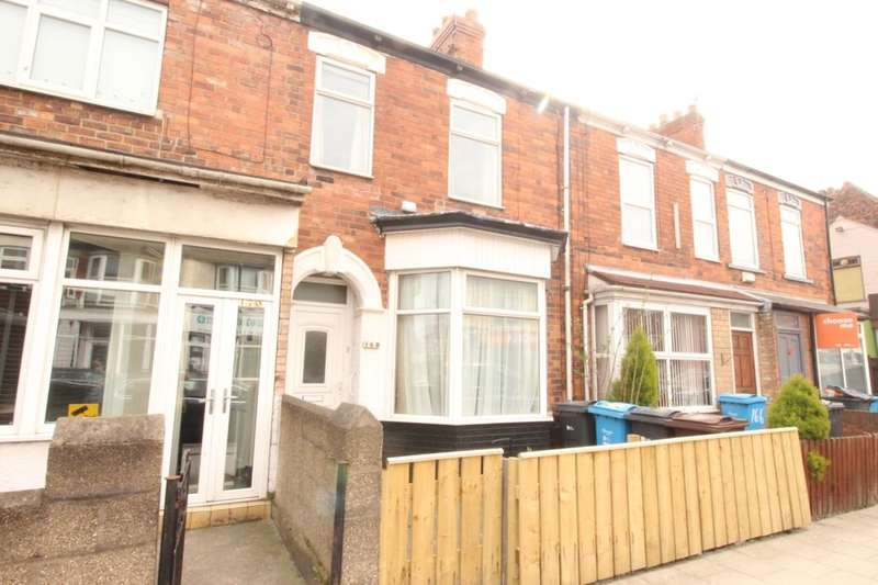 3 Bedrooms Terraced House for sale in Newland Avenue, Hull, HU5