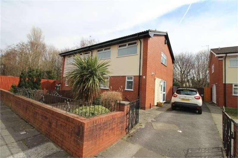 3 Bedrooms Semi Detached House for sale in Knightsway, WATERLOO, Merseyside
