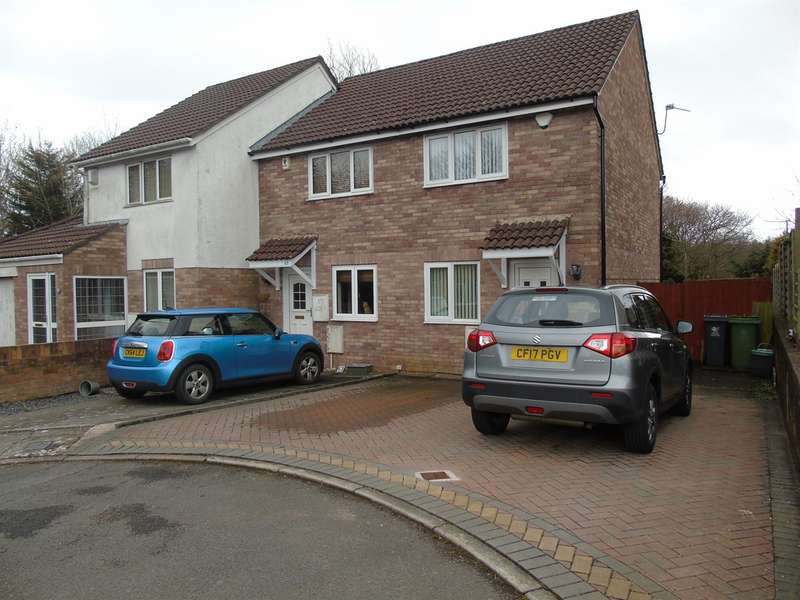 2 Bedrooms End Of Terrace House for sale in Coedriglan Drive, Cardiff