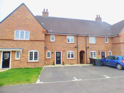 3 Bedrooms Terraced House for sale in Forder Close, Stewartby, Bedford, Bedfordshire