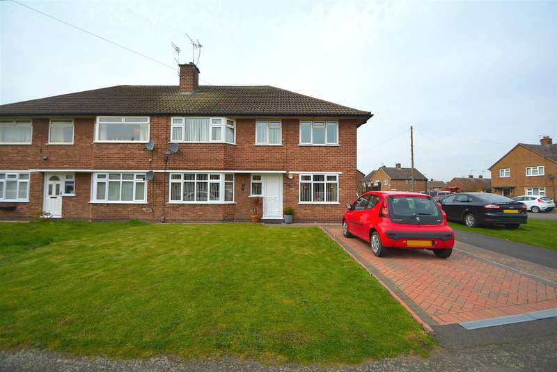 2 Bedrooms Apartment Flat for sale in Kedleston Close, Sawley