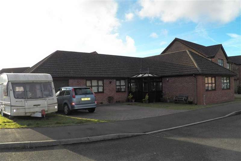 4 Bedrooms Detached Bungalow for sale in Rhodfa'r Gwendraeth, Kidwelly