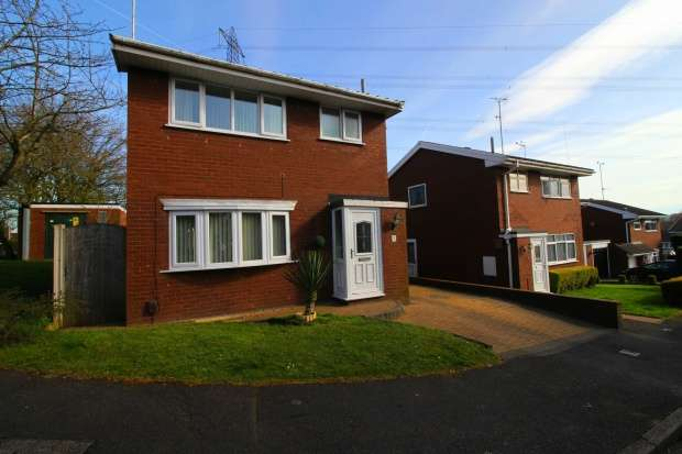 3 Bedrooms Detached House for sale in Paddock Rise, Runcorn, Cheshire, WA7 3HL