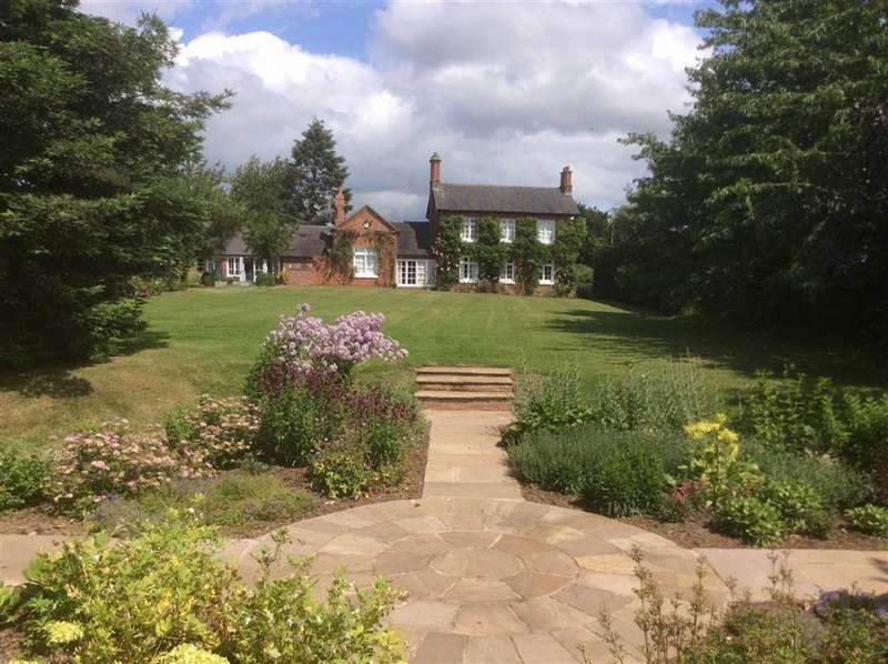 5 Bedrooms Detached House for sale in Ollerton, Ollerton Market Drayton