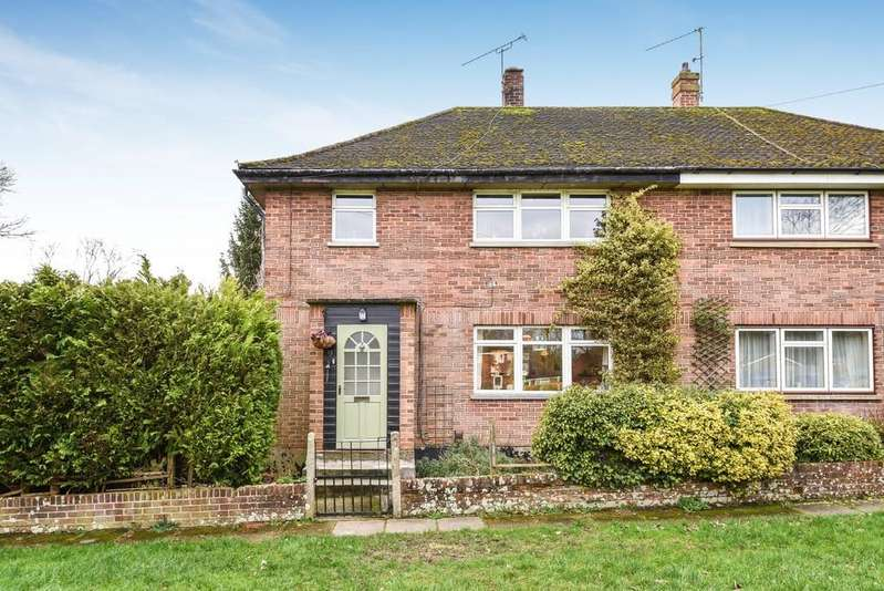 3 Bedrooms Semi Detached House for sale in Willis Waye, Kings Worthy, Winchester
