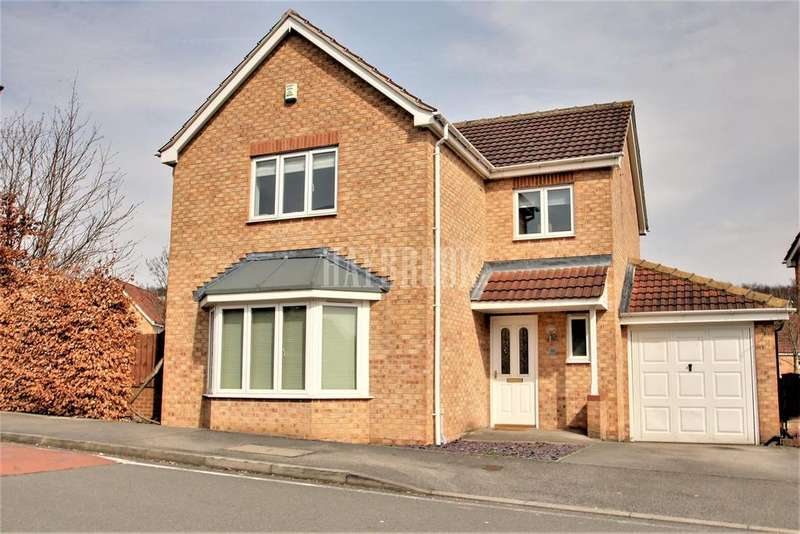 4 Bedrooms Detached House for sale in Chambers Valley Road, Chapeltown